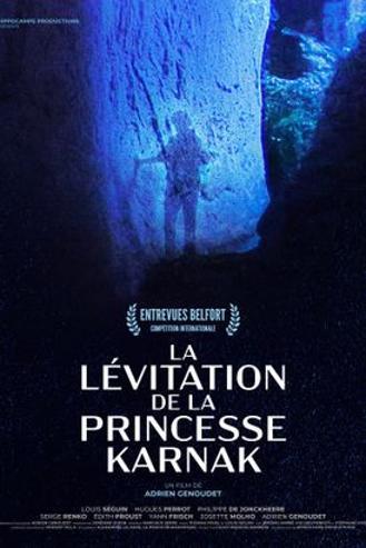 LA LEVITATION DE LA PRINCESSE KARNAK