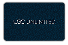 Carte UGC Unlimited