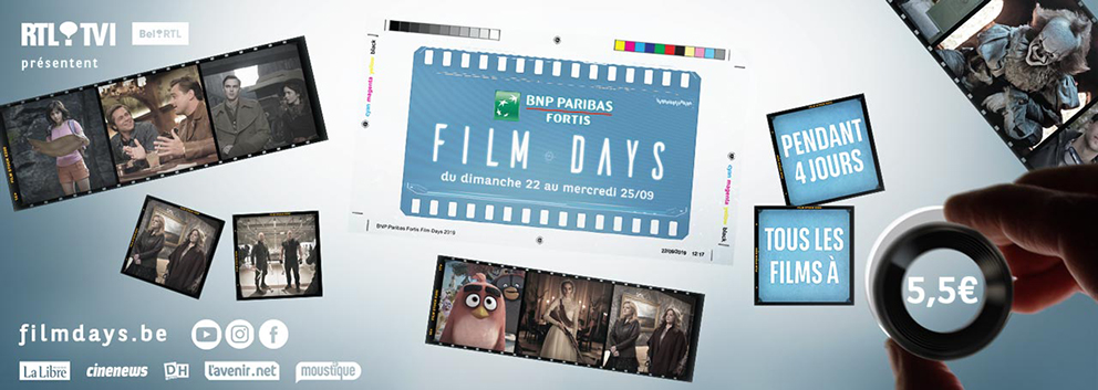 Fortis film Days