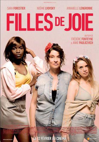 Les filles de joie - Les Magritte du cinéma